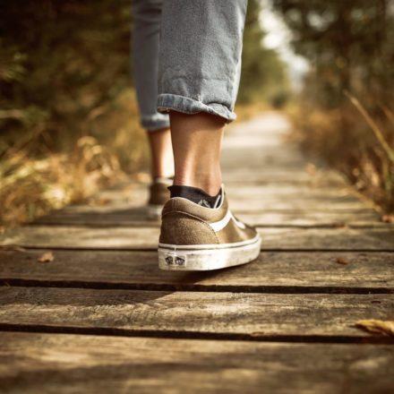 Idziesz na spacer za 67 sekund.
