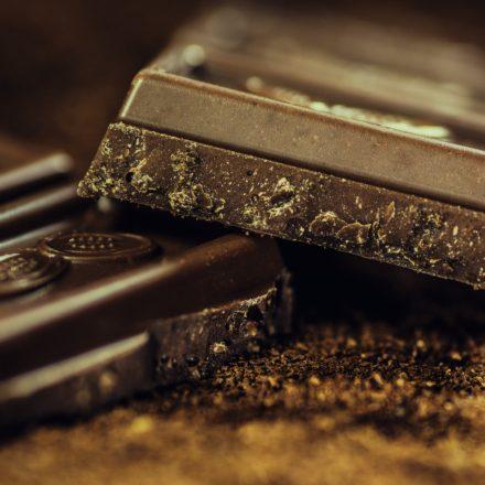 Gorzka czekolada to sporo zdrowia.